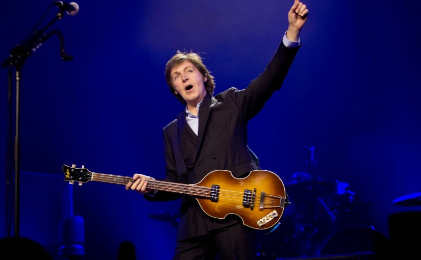 Legendární Paul McCartney se vrací do Prahy