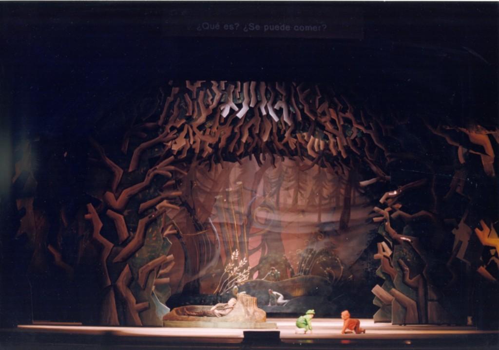 Příhody lišky Bystroušky, Teatro Colón, Buenos Aires (Argentina)