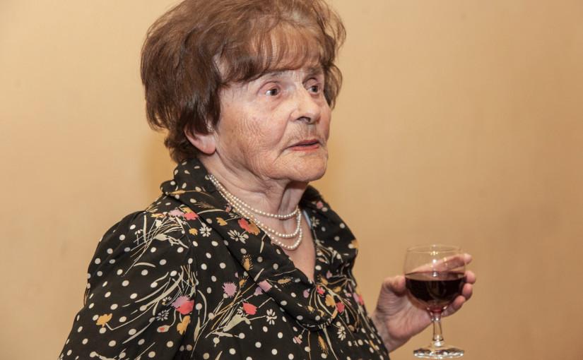 Receptem Aleny Veselé na dlouhověkost je hra na varhany
