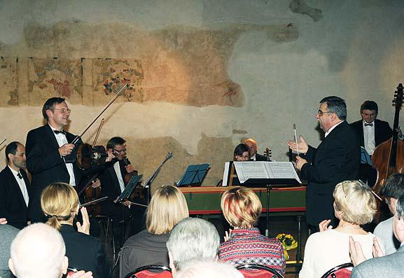 Komorní smyčcový orchestr Harmonia Praga