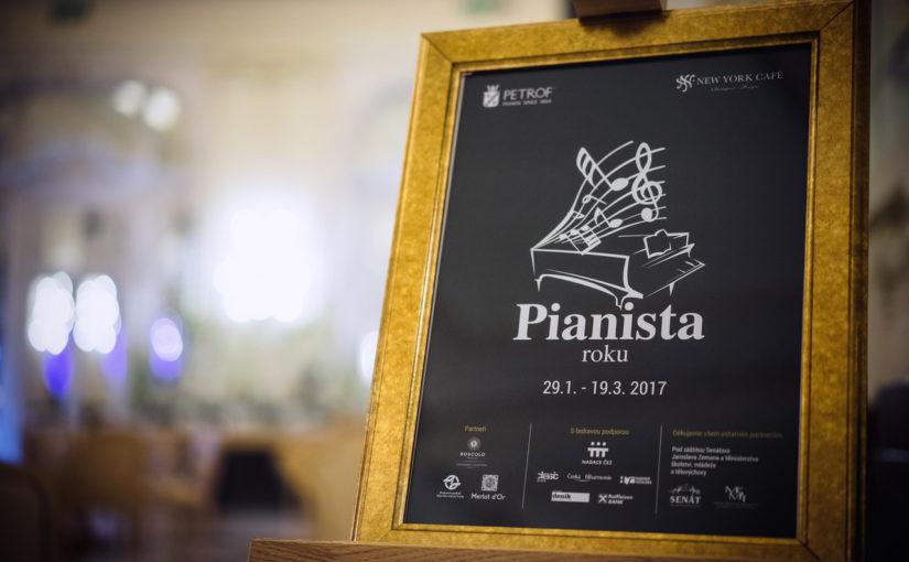 Pianista roku už je v plném proudu
