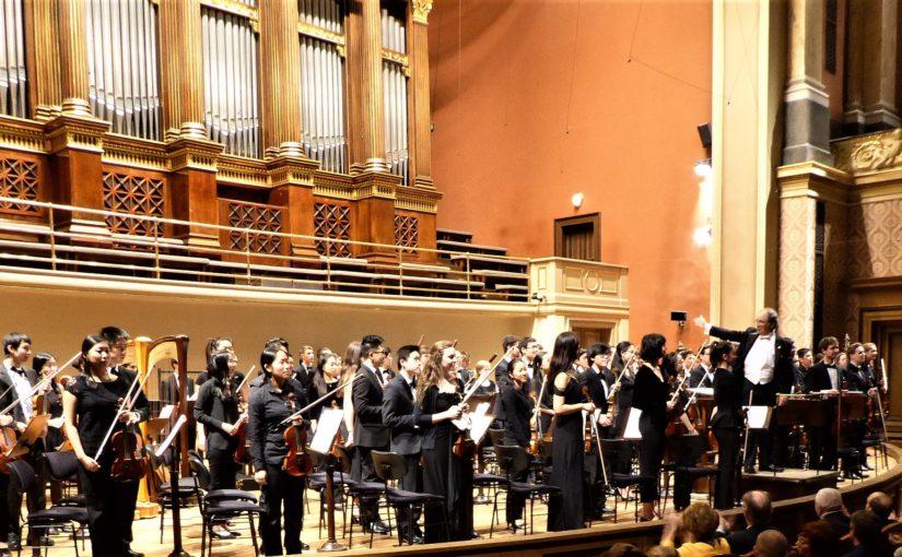 Úspěch Princeton University Orchestra v Praze