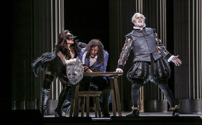 Busoniho Doktor Faust v drážďanské Semperoper