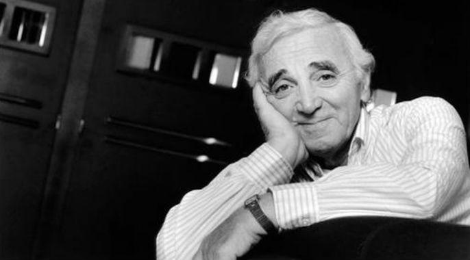 Legendární francouzský šansoniér Charles Aznavour nadchl publikum optimismem a krásnými šansony