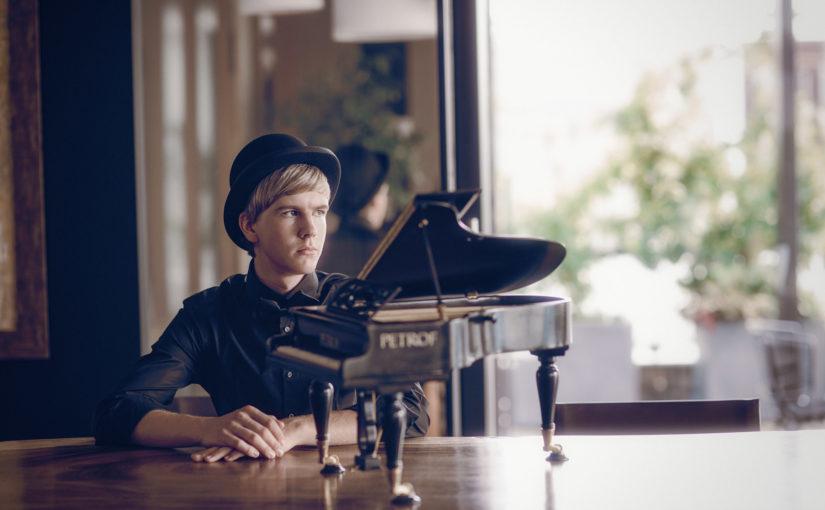 Klavírista Matyáš Novák dosáhnul mimořádného úspěchu na Mezinárodní klavírní soutěži Edvarda Griega v Bergenu – Norsko