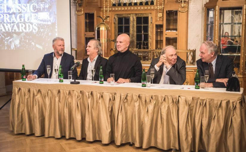 Blíží se třetí ročník cen klasické hudby Classic Prague Awards