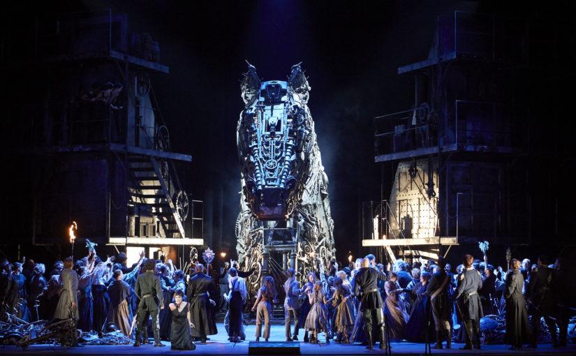 Berliozovi Trójané ve vídeňské Státní opeře