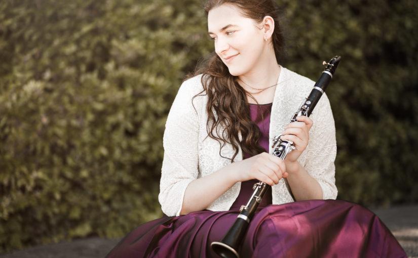 Mimořádný úspěch klarinetistky Anny Paulové