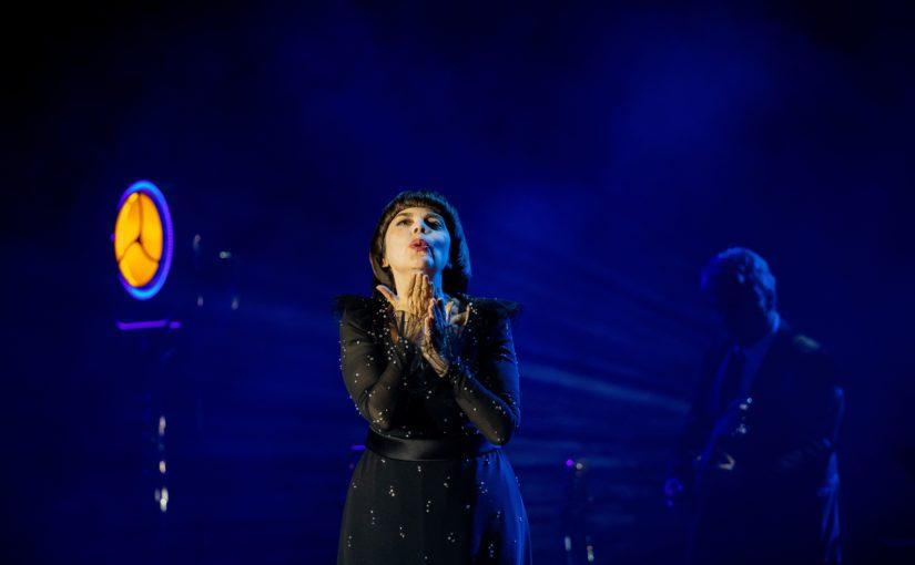 Legenda šansonu Mireille Mathieu v Praze 2020